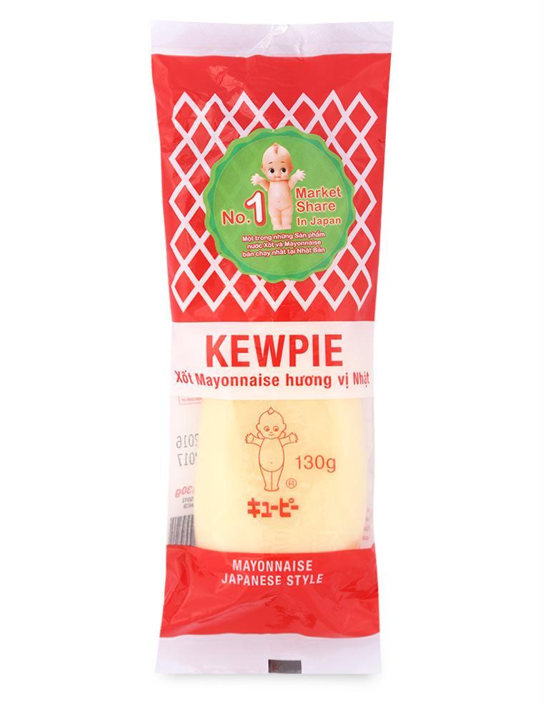 Sốt Mayonnaise Kewpie Hương Vị Nhật 130G