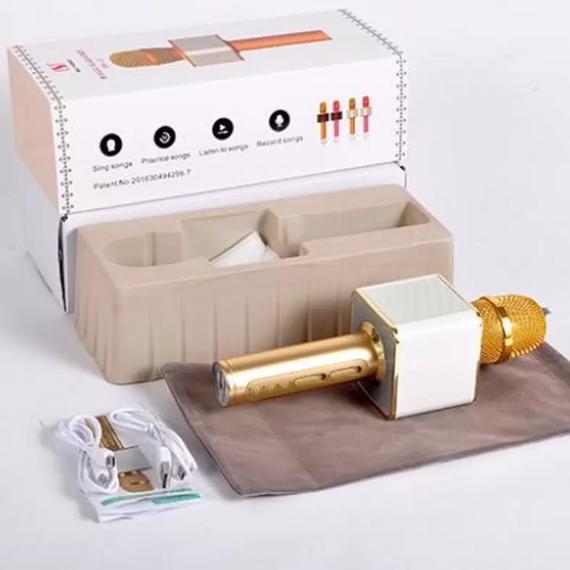 Mua Micro Karaoke Loa Ys 11 3In1 Mic Kara Loa Bluetooth Tặng Nut Chống Bụi Điện Thoại Sun247