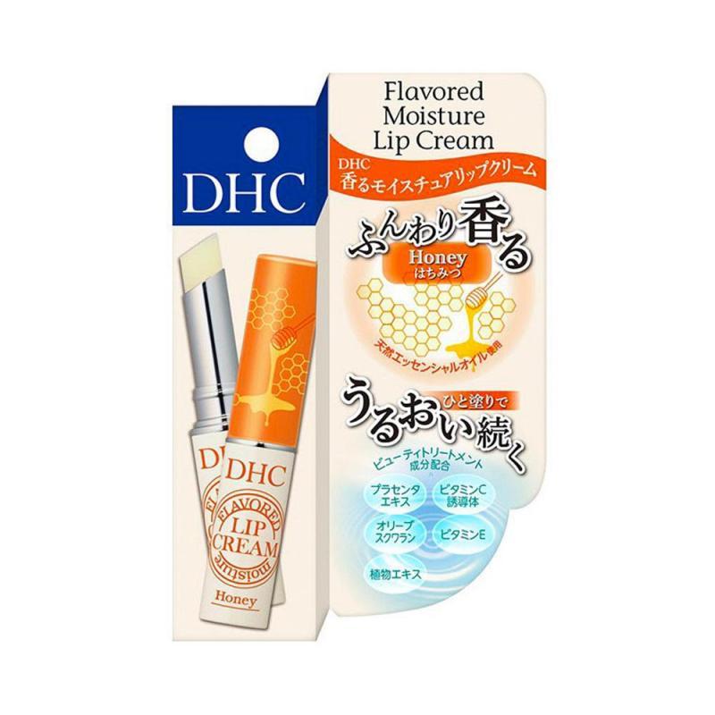 Son Dưỡng Trị Thâm Môi DHC Flavored Moisture Lip Cream 1.5g #Honey cao cấp