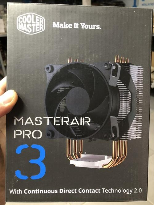 Tản Nhiệt Cooler Master MasterAir Pro 3