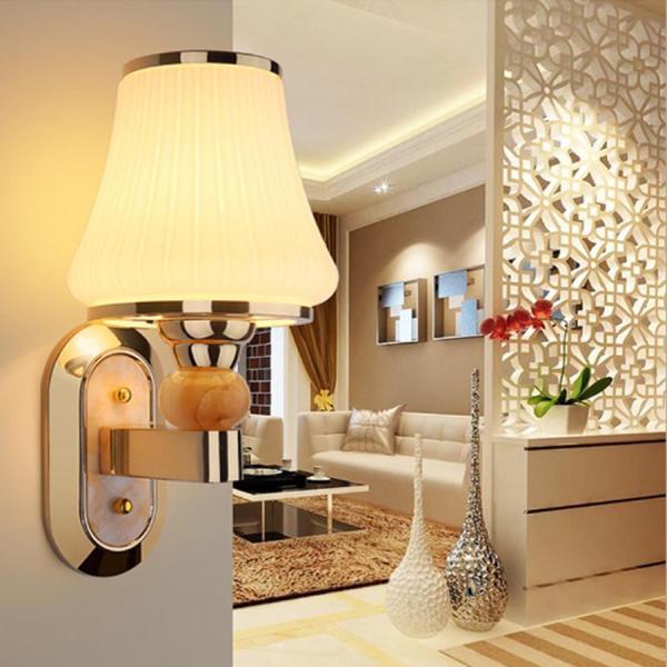 Đèn tường - Đèn trang trí phòng ngủ, cầu thang, hành lang siêu đẹp  - Tặng kèm BÓNG LED chuyên dụng