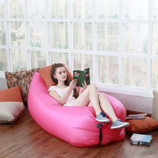Sofa du lịch thiết kế dạng túi hơi không cần bơm thumbnail