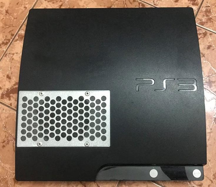 Hình ảnh Máy chơi game PS3 Slim Hack full
