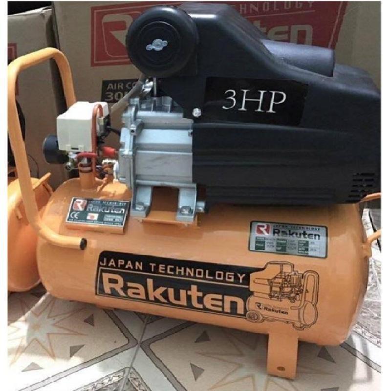 Máy nén khí Rakuten 3HP thương hiệu Nhật Bản - ABG shop