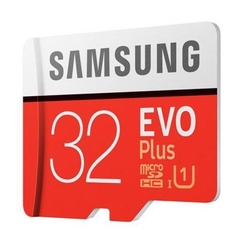 Thẻ Nhớ MicroSD SAMSUNG EVO Plus U1 32GB (New 2017) - Nguyên Box