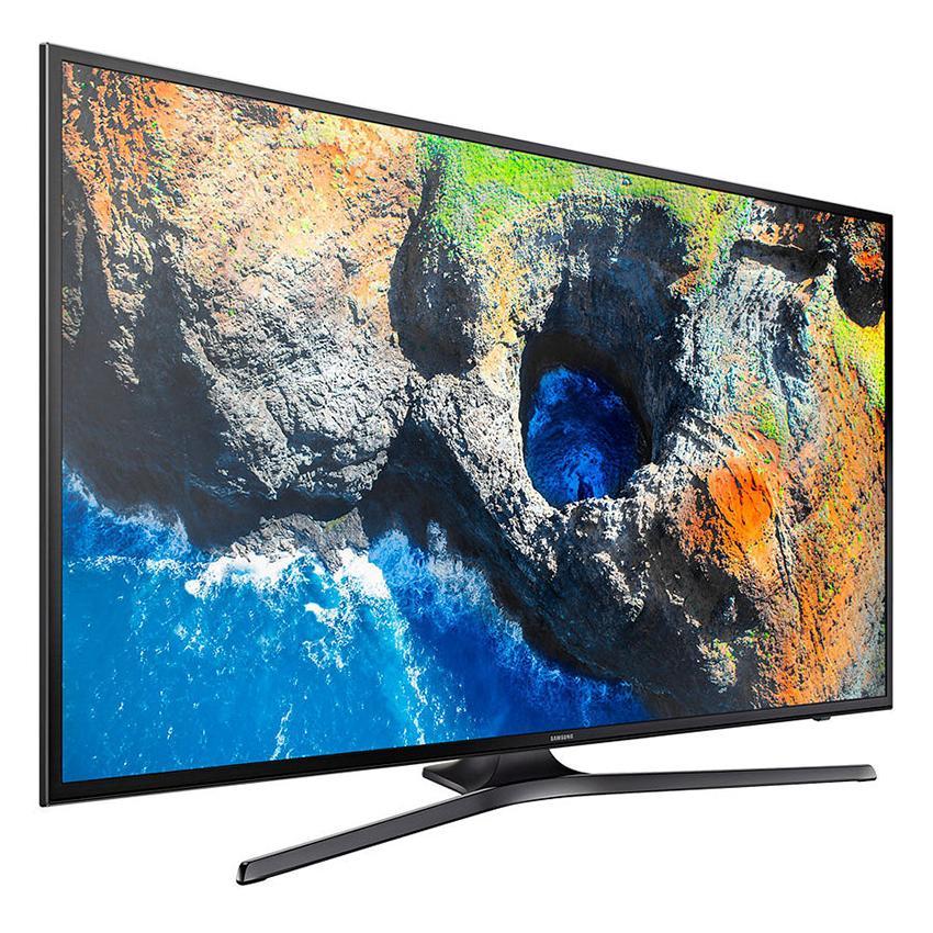 Smart TV Samsung 43inch 4K UHD – Model 43MU6153 (Đen) - Hãng phân phối chính thức