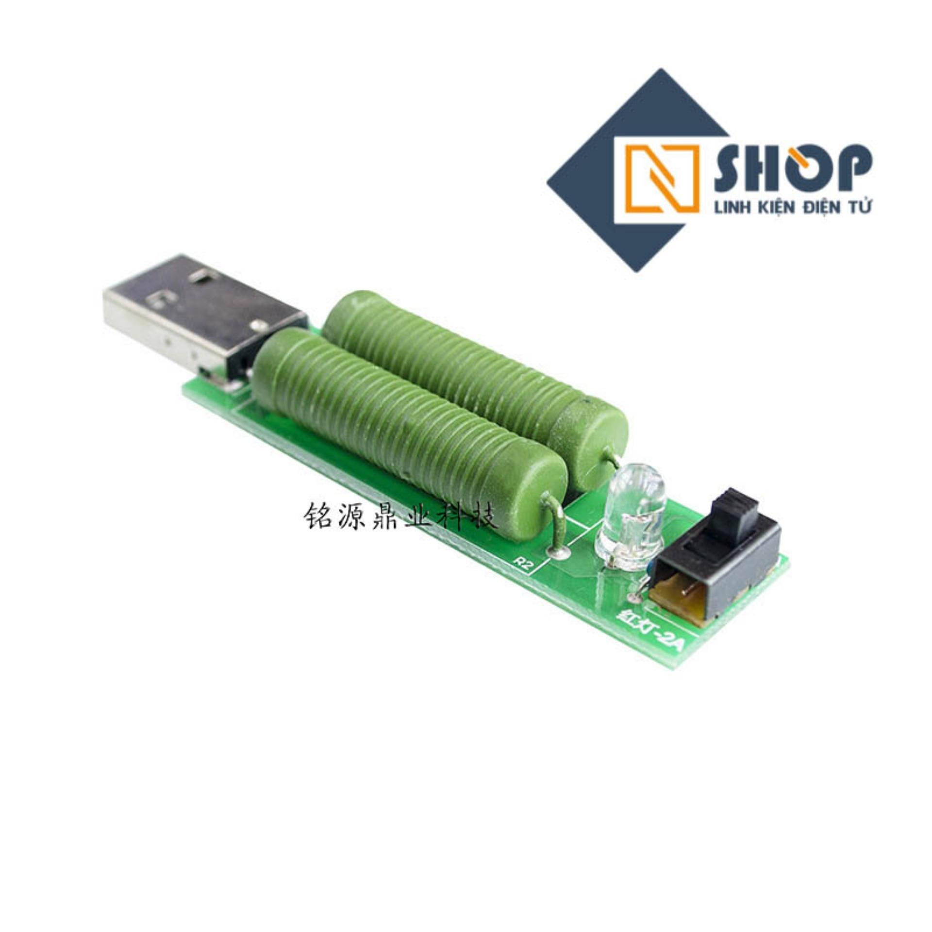 Hình ảnh Mạch test dòng tối đa cổng USB