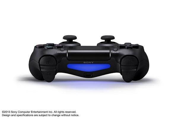 Những hình ảnh đầu tiền về tay cầm Playstation 4 3
