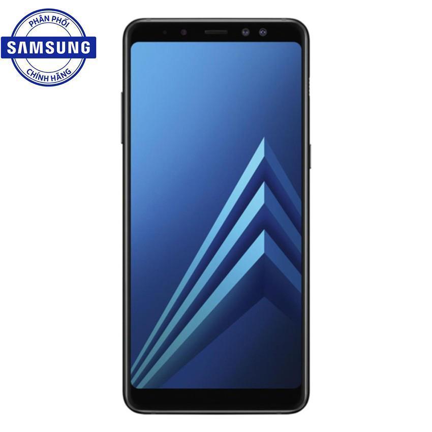 Samsung Galaxy A8 64Gb Ram 6Gb 6Inch Đen Hang Phan Phối Chinh Thức Samsung Chiết Khấu 40