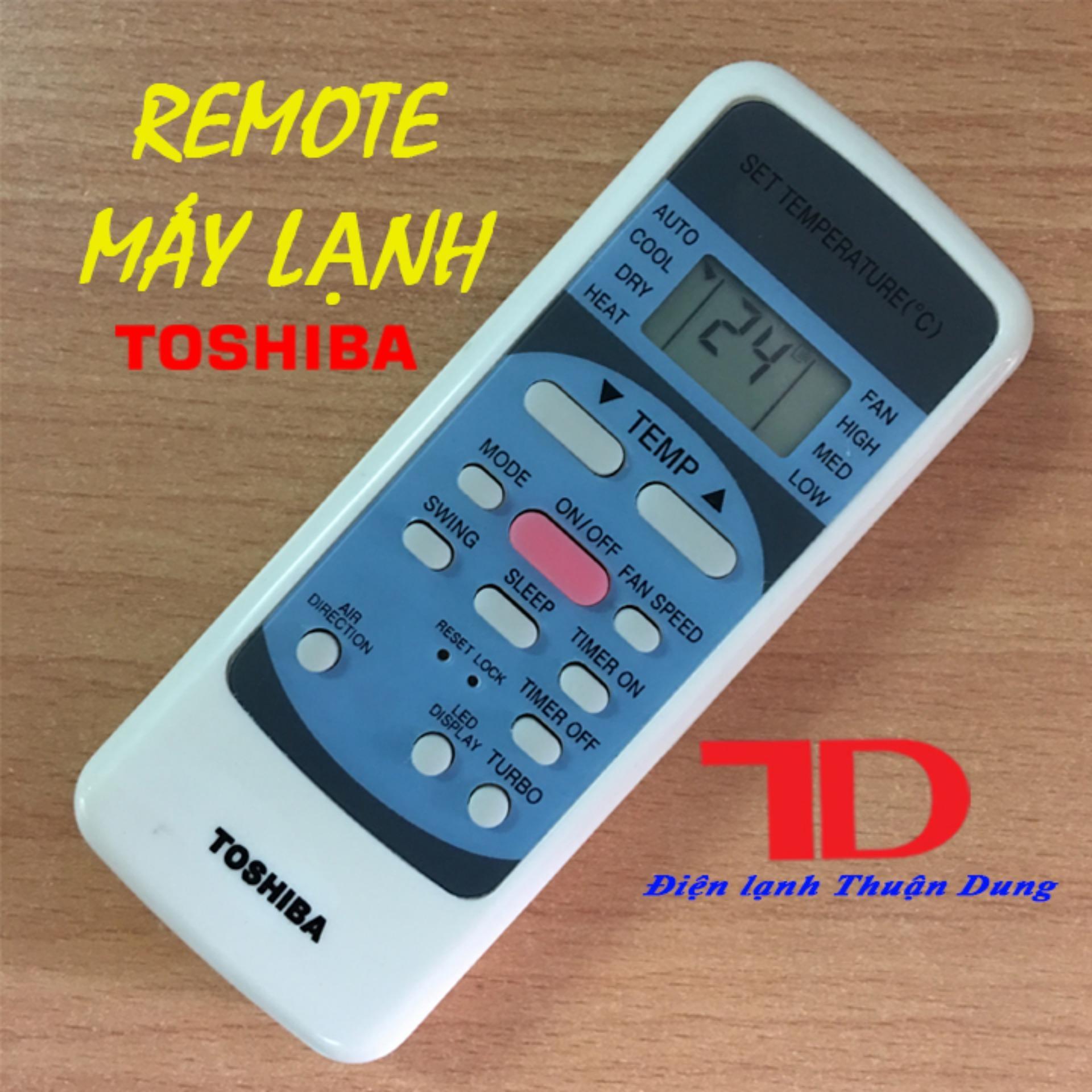 Điều khiển máy lạnh TOSHIBA