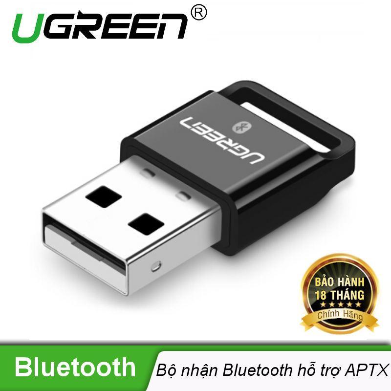 Thiết bị USB thu Bluetooth 4.0 UGREEN US192 30524 - Hãng phân phối chính thức