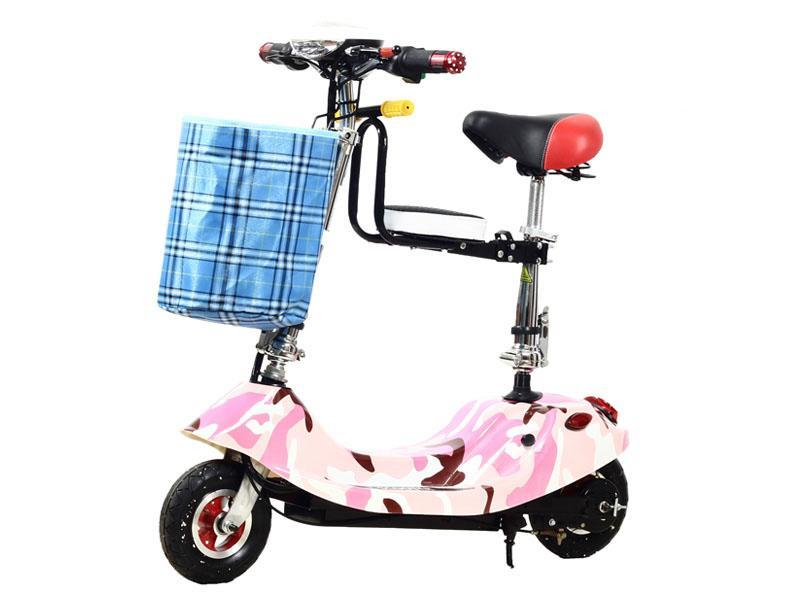 Mua Xe điện mini e-scooter gấp cho bé