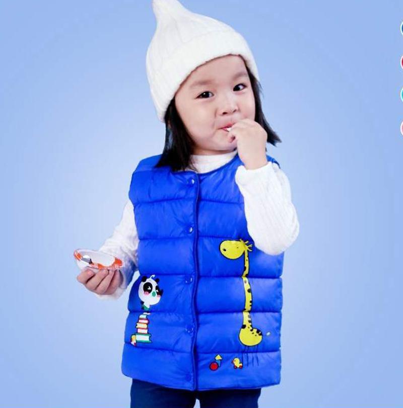 Áo Phao, áo siêu nhẹ, áo thời trang Gile Hàng Quảng Châu Cho Bé trai Bé gái AK5 (Họa tiết ngẫu nhiên)