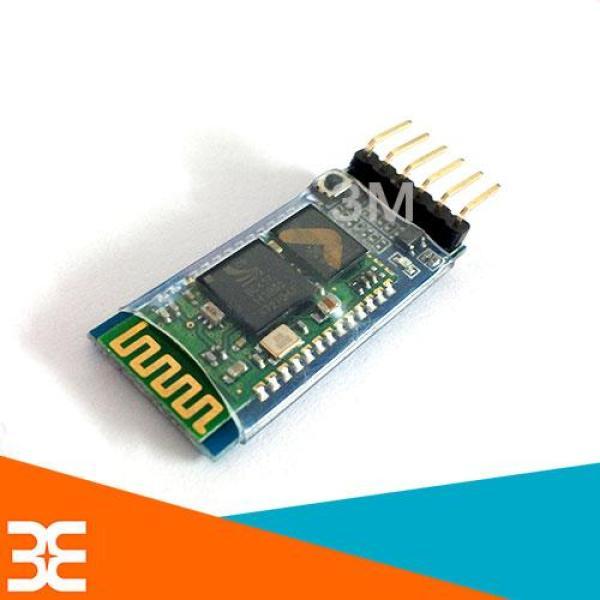 Bảng giá [Tp.HCM] Module Bluetooth HC05- Khi Pairing 30mA , sau khi pairing hoạt động truyền nhận bình thường 8mA, Dải tần hoạt động : 2.4GHz