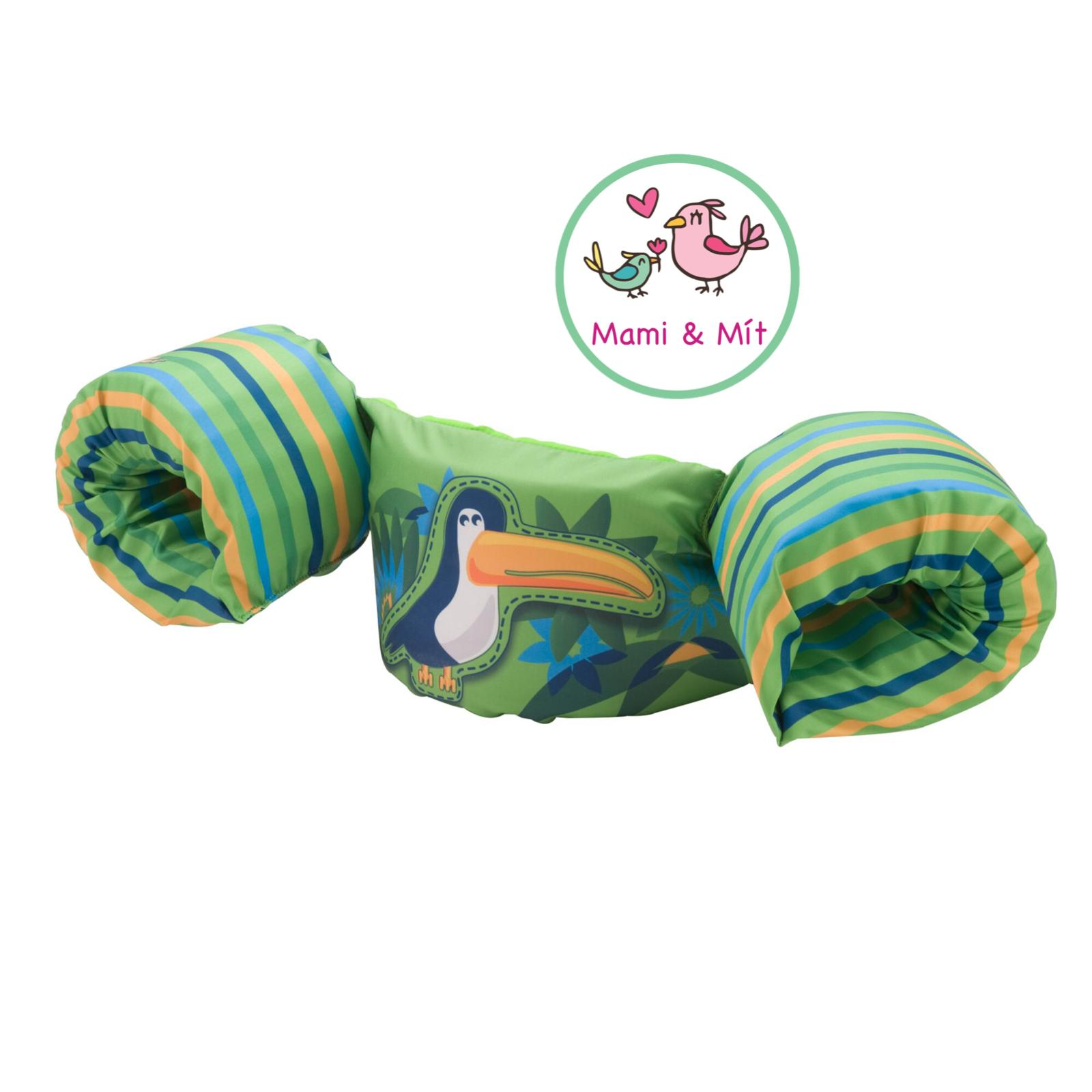 Hình ảnh Phao tay + ngực Stearns Puddle Jumper Deluxe Child Life Jacket (USA)