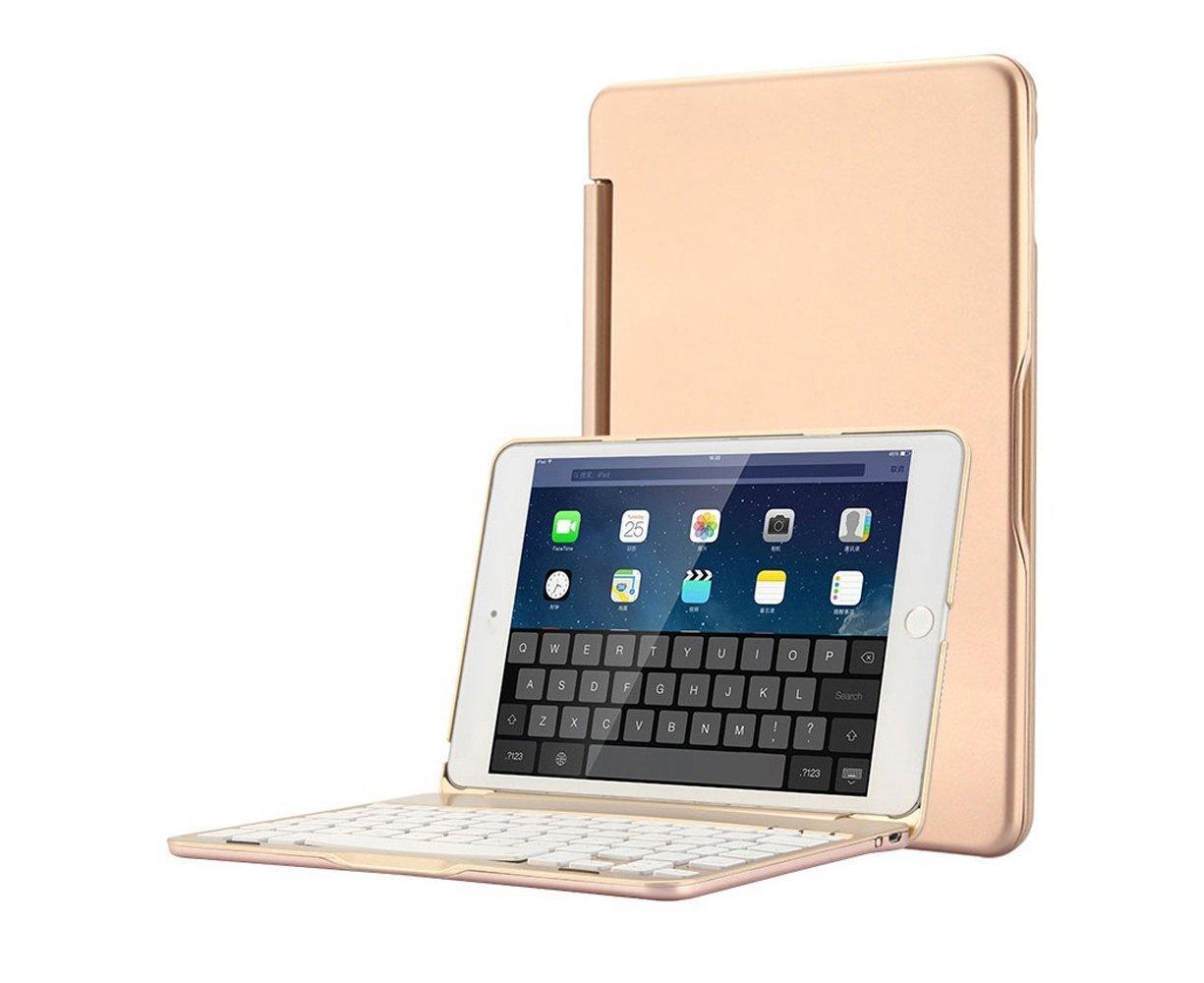 Bàn phím Bluetooth PKCB F8S cho iPad Mini 4 PKCB-BANPHIM