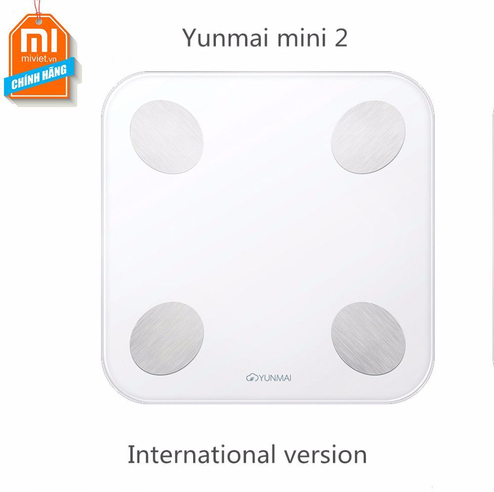 Hình ảnh Cân điện tử thông minh Xiaomi Yunmai Mini 2