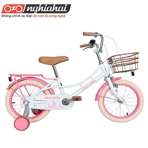 Xe đạp trẻ em Nhật Retro Bike 16 inch