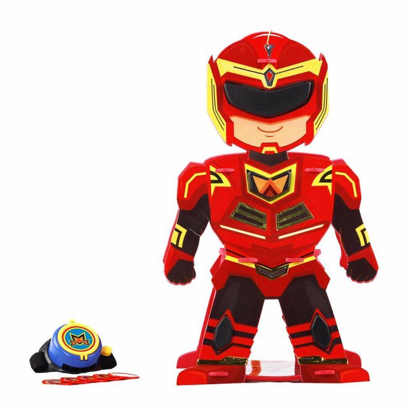 Lồng đèn siêu nhân Kibu kèm đồng hồ năng lượng – Quà tặng Trung Thu