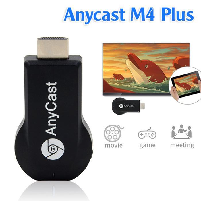 Hình ảnh Kết nối điện thoại với tivi HDMI Anycast M4 Plus (đen)