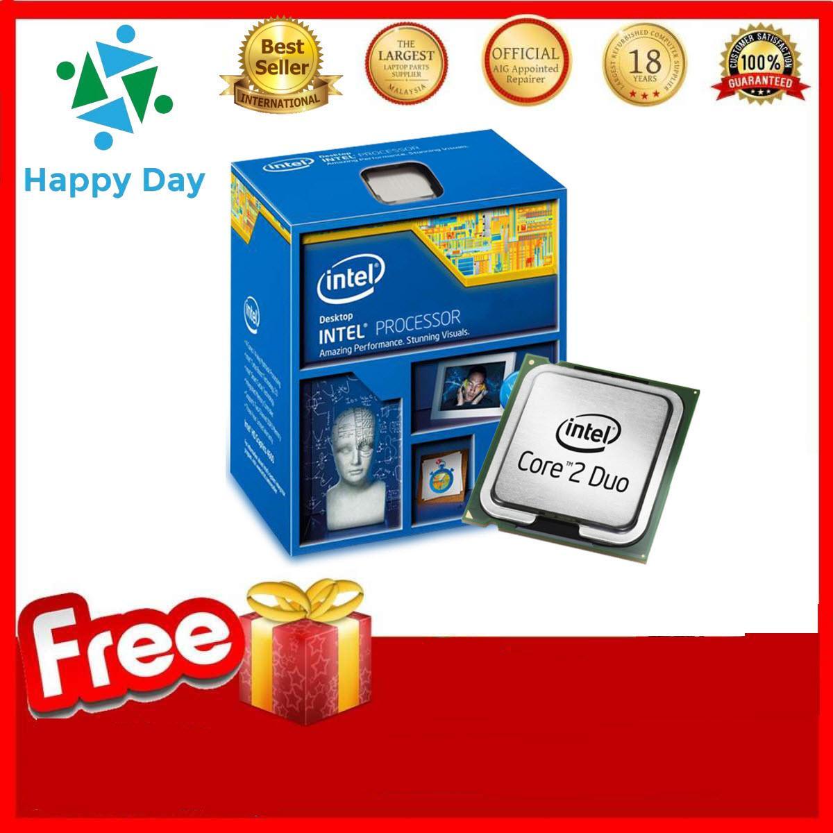 Vi xử lý Intel CPU Core 2 Duo E7400 (2 lõi- 2 Luồng) Chất Lượng Tốt- Hàng Nhập Khẩu