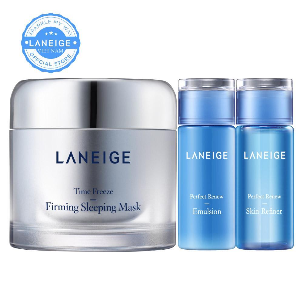 Mặt nạ ngủ ngăn ngừa lão hóa Laneige Time Freeze Firming Sleeping Mask 60ml tốt nhất