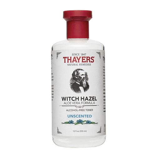 Nước hoa hồng Thayer Unscented  Alcohol Free Toner  355ml