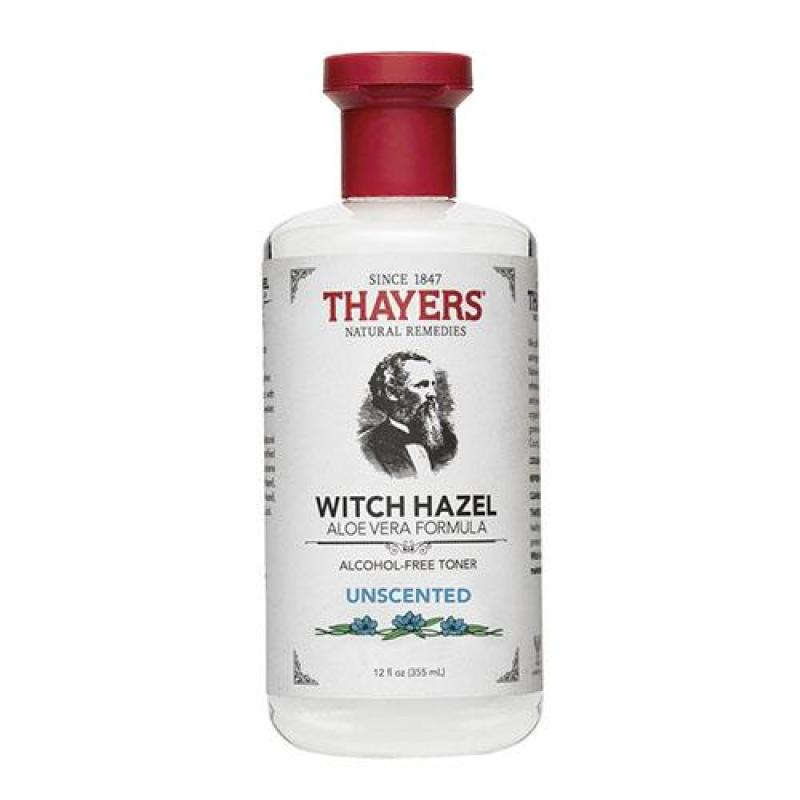 Nước hoa hồng Thayer Unscented  Alcohol Free Toner  355ml cao cấp