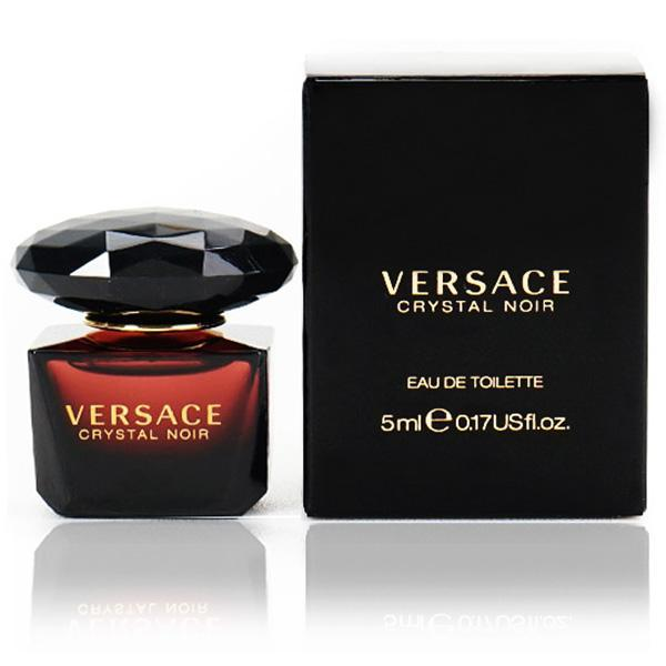 Nước hoa nữ V.E.R.S.A.C.E Crystal Noir Eau De Toilette 5ml