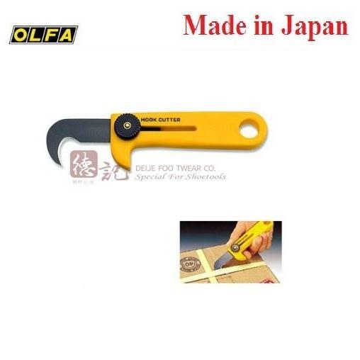 Dao cắt OLFA hình móc câu HOK-1