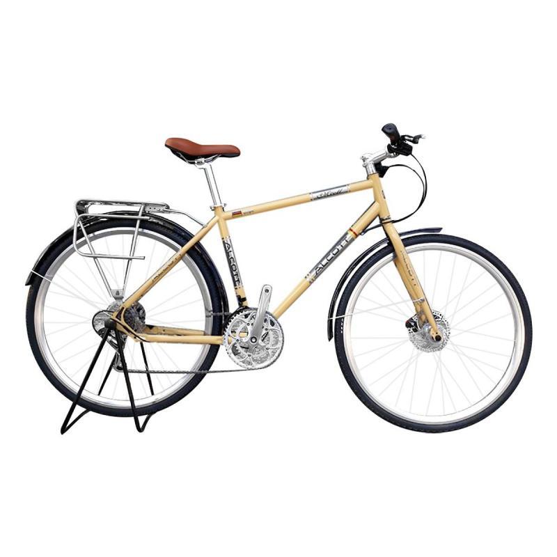 Phân phối Xe đạp thể thao Alcott Classic 700 GT08 Disc Yellow