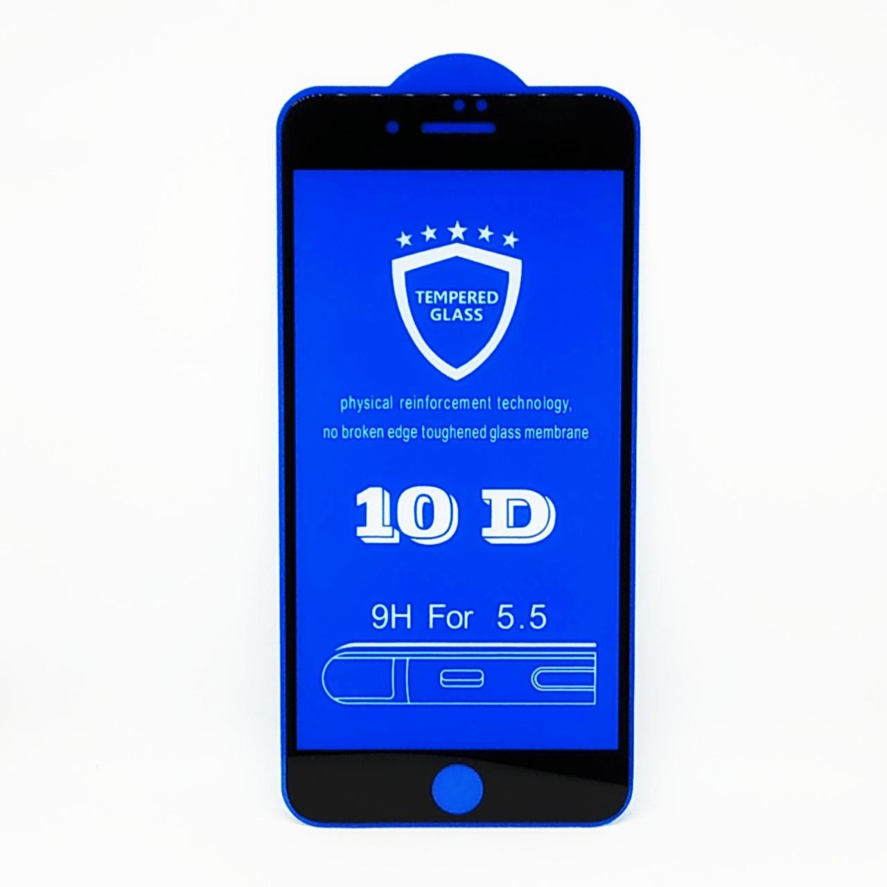 Giá Kính cường lực 10D full màn hình cho iPhone 6 / 6s / 6 Plus / 6s Plus / 7 / 8 / 7 Plus / 8 Plus / X / Xs / Xr / Xs Max / 11 / 11Pro / 11 Pro Max - Không chấm liti, không hở mép
