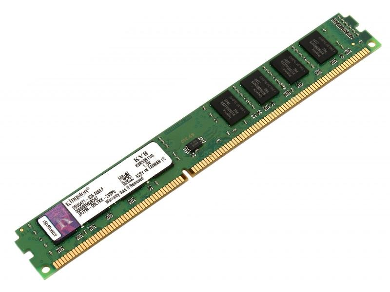 Hình ảnh RAM Kingston 4Gb DDR3 Bus 1600Mhz. Bảo hành 12 tháng