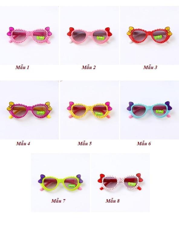 Giá bán Mắt kính dễ thương (nơ xinh - chống tia UV)