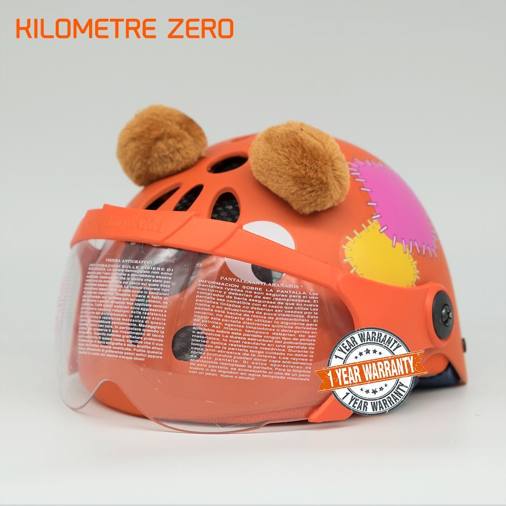 Giá bán Mũ Thể Thao Trẻ Em X Pro X120GK Hình Gấu