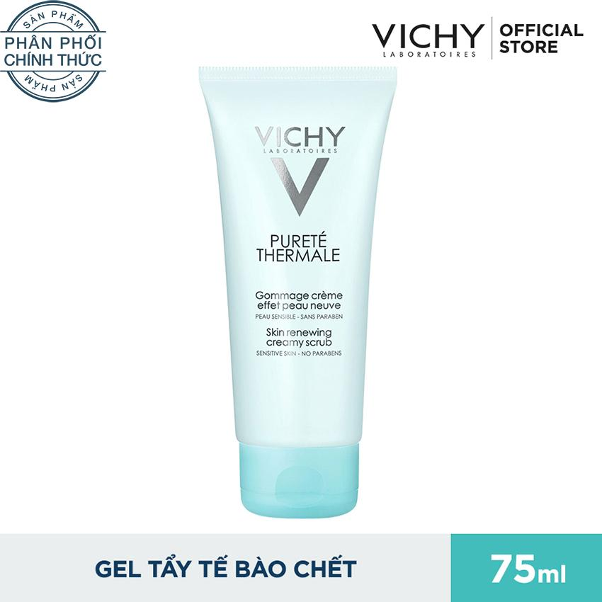 Giá Bán Sữa Rửa Mặt Chống O Nhiễm Vichy Purete Thermale Hydrating And Cleansing Foaming Cream 125Ml Trong Vietnam