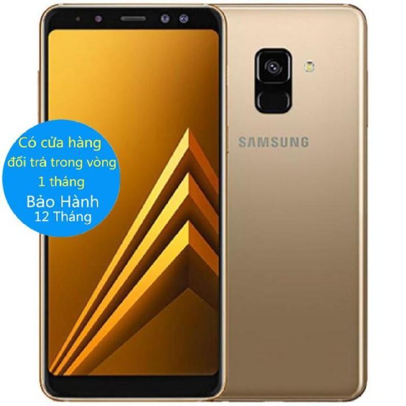 Samsung Galaxy A8 2018 4G/32G (màu đen) -Bảo Hành 12 Tháng-Fullbox,mới 100%