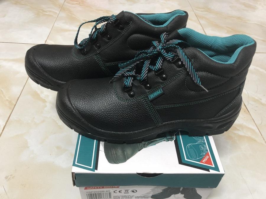 Size 39 GIẦY BẢO HỘ TOTAL - TSP202SB.39