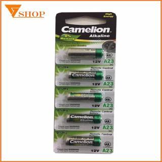 Combo 5 viên pin A23 Camelion Alkaline 12V thumbnail