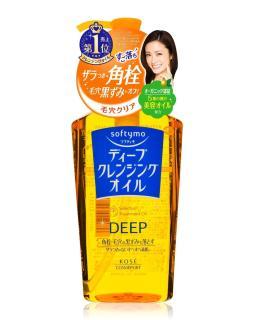 Dầu tẩy trang Kose softymo deep cleansing oil 230ml thumbnail
