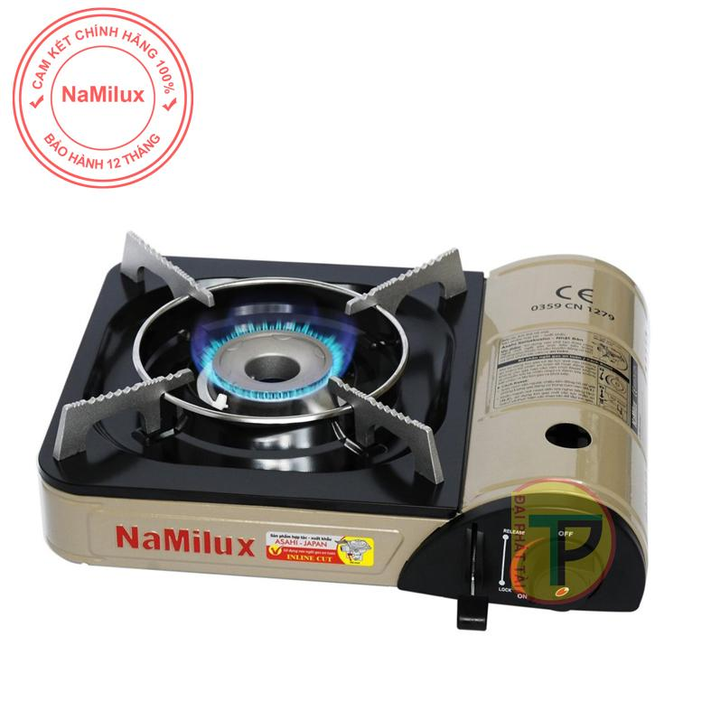 Bếp ga mini 1 lò Namilux NA-161PF (Bạc)