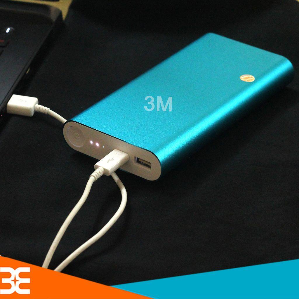 Box sạc dự phòng Xiaomi 8cell 2A 18650 vỏ nhôm ( Màu sắc ngẫu nhiên )
