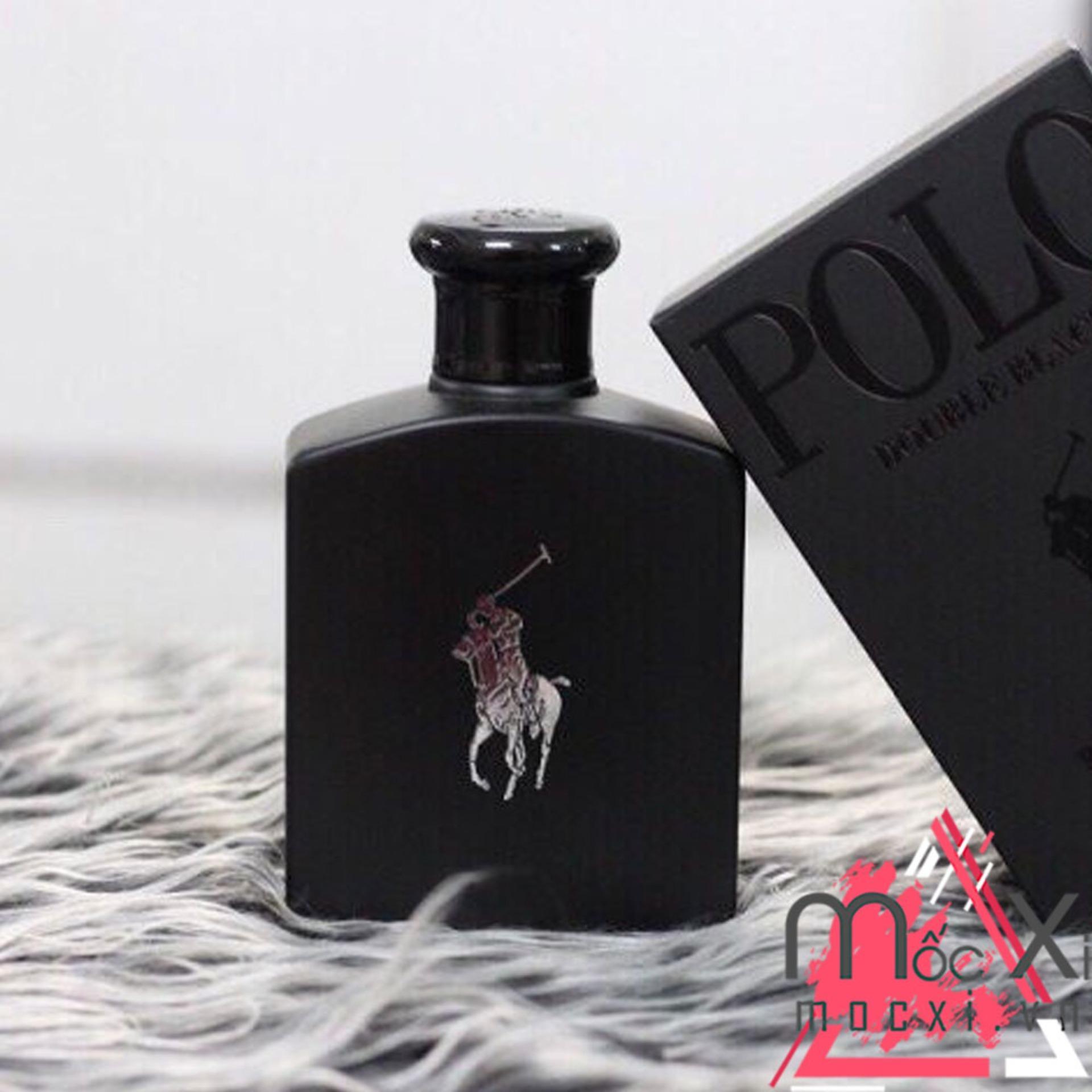 Hình ảnh [100ml] Nước Hoa Nam Polo Black - Nước Hoa Nam RALPH LAUREN - Nước Hoa Nam Khỏe Mạnh - Nước Hoa Nam Năng Lượng
