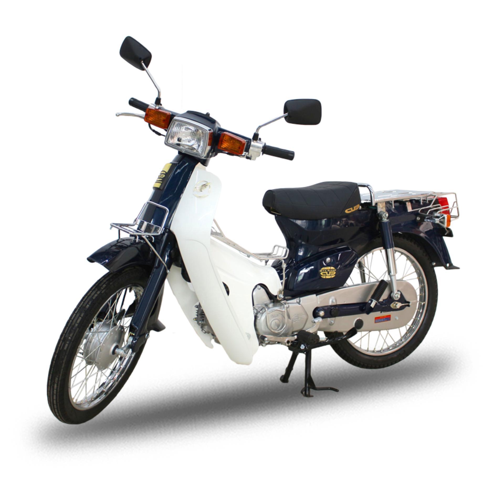 Xe cub 82 TAYA (xanh cửu long) NHẬT BẢN
