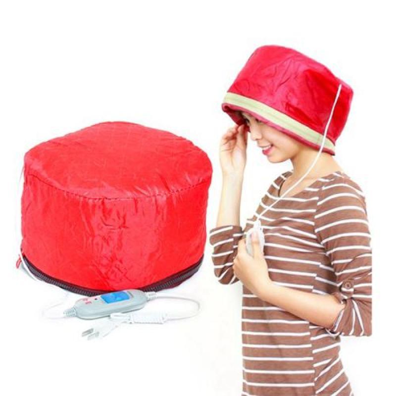 Mũ hấp tóc cá nhân tại nhà - kích thước nhỏ gọn, an toàn khi sử dụng, giá thành rẻ. nhập khẩu