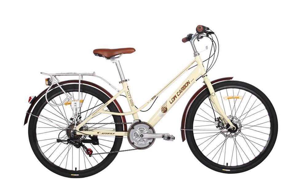Xe đạp nữ Low Carbon