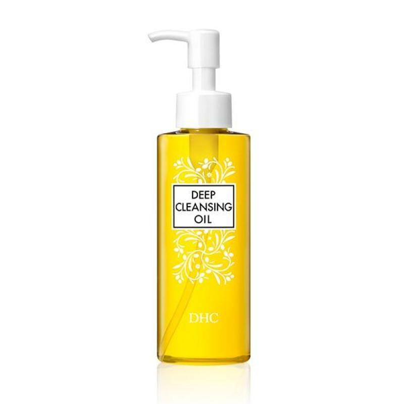 Dầu Tẩy Trang Olive DHC Deep Cleansing Oil (M) 120ml cao cấp
