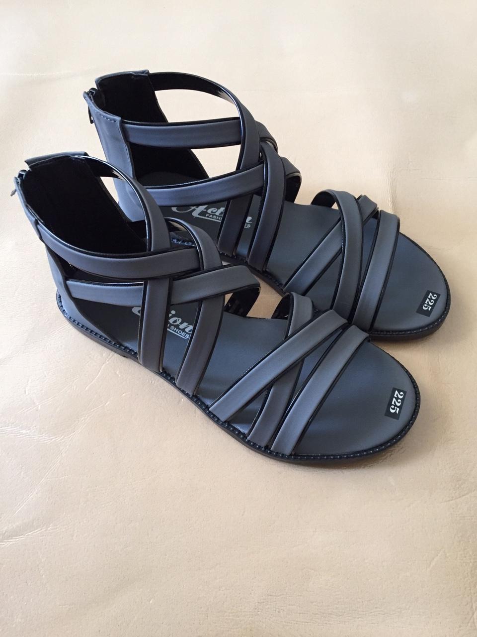 Offer Khuyến Mãi Giày Sandal Nữ Dây Chéo đang Hot