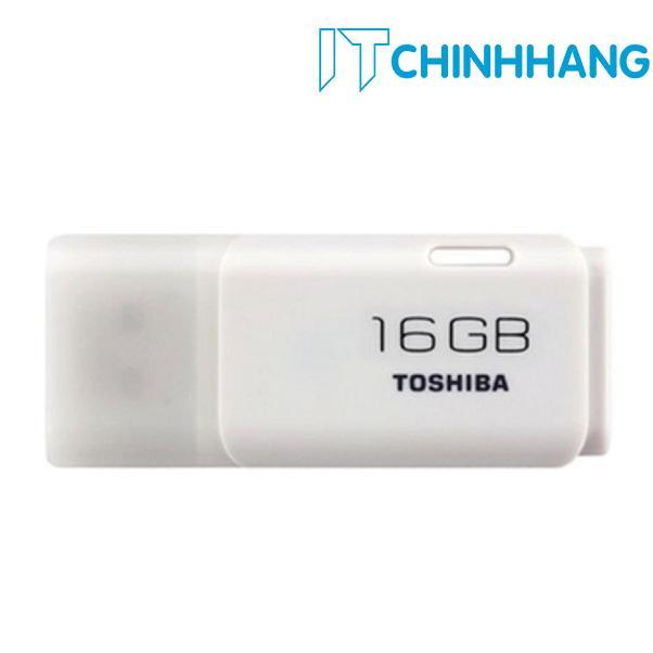 Hình ảnh USB 16Gb Toshiba HAYABUSA U202 (2.0) - HÃNG PHÂN PHỐI CHÍNH THỨC