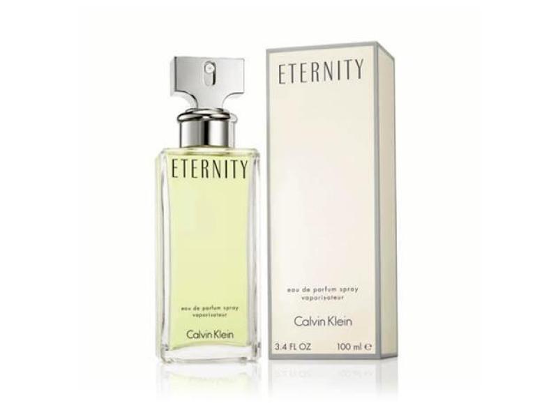 Nước hoa CK ETERNITY FOR WOMAN EDP SPRAY 100ML
